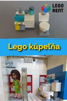 Návody na najkrajší Lego nábytok!
