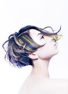 KHA 関西ヘアドレッシングアワード 2015 フューチャースター部門 受賞作品ギャラリー -ガモウ関西-
