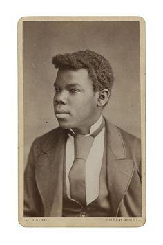 Stunning Unseen Studio Portraits Of Black People In Victorian Britain