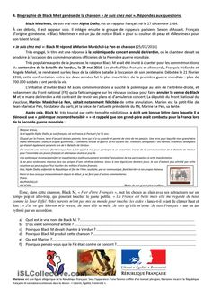 One-click print document Ap French, Core French, French History, Learn French, French Teacher, Teaching French, Class Activities, Classroom Activities, High School French