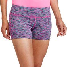 b7122956cf752 Avia - Women s Active 3 Bike Shorts - Walmart.com