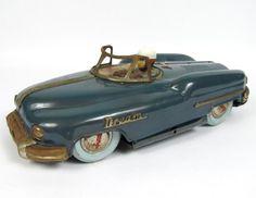 Japanese Tin Toy Car