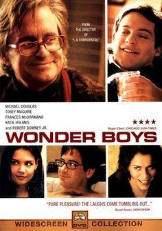 Watch Wonder Boys Full Movie Streaming HD