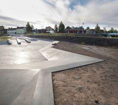Hyttgardsparken,Courtesy of 42architects