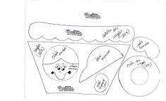 Fazendo Arte na Escola III: Modelos com moldes