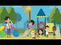 Animación PRL - Sobreesfuerzo de la voz en los educadores de escuelas infantiles - YouTube