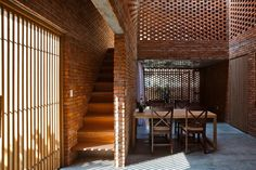 Termitary House by Tropical Space