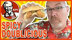 KBDProductionsTV - YouTube Food Reviews, Kfc, A Food, Spicy, Sandwiches, Meals, Dishes, Ethnic Recipes, Beverage
