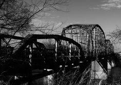 Old Bridge, Highway 16, Muskogee, OK.