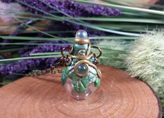 Reserved Item for K. McGurk - Enchanted Forest Faery Oil/Perfume Diffuser Pendant Necklace by TheeEnchantedChest on Etsy https://www.etsy.com/listing/518382161/reserved-item-for-k-mcgurk-enchanted
