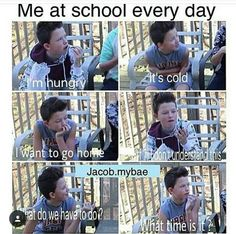 Lolol so true I know it's Jacob but this is funny