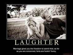 So true, so true (so we're told) Wall Photos, Laughter, Freedom, Photo Wall, Marriage, Humor, Couple Photos, Couples, Funny