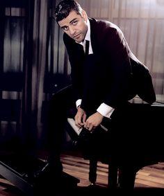 """oskar-isaak: """" Oscar Isaac for The Wrap Magazine """""""