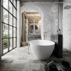Level up your bathroom! – Luxury Bathroom brand COCOON designs modern taps, basins and bath tubs for projects Luxury Bathtub, Modern Bathtub, Bathroom Design Luxury, Contemporary Bathrooms, Bath Design, Luxury Bathrooms, Bathroom Designs, Bathroom Modern, Bathroom Ideas