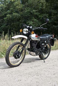 Yamaha XT500 1978 (Nick Kuijpers) Tags: yamaha xt500 xt 500 1978 photography nikon d800 motorbike motorcycle Tracker Motorcycle, Womens Motorcycle Helmets, Enduro Motorcycle, Motorcycle Girls, Enduro Vintage, Vintage Bikes, Vintage Motorcycles, Yamaha Motorbikes, Yamaha Motorcycles