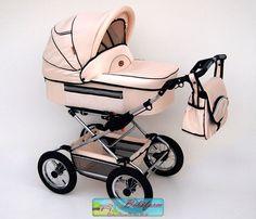 Baby Fashion Fanari 4in1-ben multifunkciós babakocsi BÉZS SZÍNBEN - Bébifarm, Baba-Mama Online Bolt