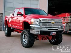 2009 Chevy Silverado 2500HD - Tribute Truck (fire dept)