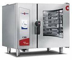 Eattucker  - Convotherm OES 6.10 Electric Combination Oven Steamer - 7 Trays, $11,700.00 (http://www.eattucker.com/convotherm-oes-6-10-electric-combination-oven-steamer-7-trays/)