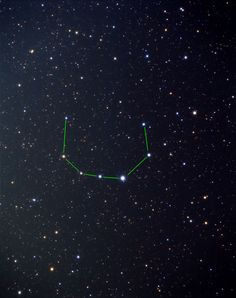 The Corona Borealis... Just like Avery I don't see the crown either... I'll need Cam's help. - Wait for you - J. Lynn