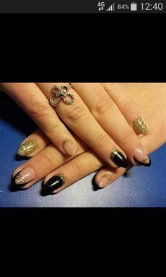 Chritsmas nails ☺☺