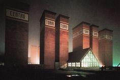 Centro Torri Shopping center, Aldo Rossi, Parma, Italy