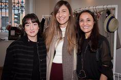 T - Teresa La Fosca Press Day SS2016 #pomandère #corner #fashion #collection #ss2016 #madeinitaly #beautiful #design #special #press #guest #glamour #valentinabottini #silviacicchetti