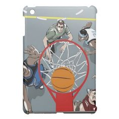 Shop They're Playing Basketball Backpack created by ImGEEE. Ipad Mini Cases, Ipad Case, Easy Shots, Basketball Skills, Carry All Bag, Played Yourself, Things That Bounce, How To Become, Phone Cases