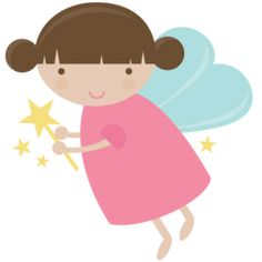 Girl Fairy SVG files for cutting machines fairy svg file for scrapbooking free svg files free svg cut files