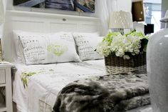 Linen & Soft Furnishings - Bay Tree Home & Decor Tree Furniture, Soft Furnishings, Comforters, Blanket, Bed, Home, Creature Comforts, Quilts, Upholstery Fabrics
