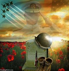 Remember those who gave their life,