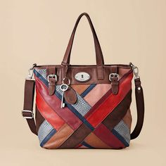 fossil ladies bags