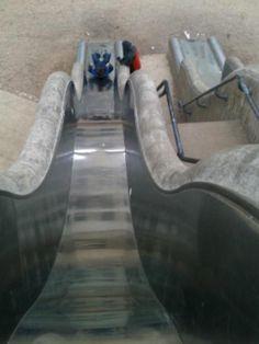 The Big Slides, Omaha Nebraska!!