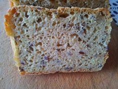 Kuchnia bez alergii: Bezglutenowy chleb z siemieniem Banana Bread, Gluten Free, Favorite Recipes, Desserts, Food, Vintage Crochet, Creations, Recipes, Glutenfree