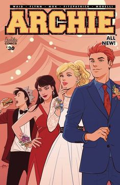 Comics Online, Dc Comics, Cosmic Comics, Archie Comics Riverdale, Archie Comic Books, Betty & Veronica, Archie And Betty, Mark Waid, Josie And The Pussycats