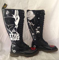 SW aangepaste laarzen