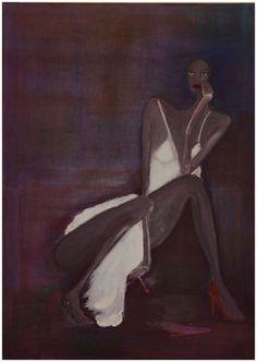 "Saatchi Art Artist Bane Jevtic; Painting, ""Bela is tired"" #art"