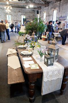 Wedding Fair at the Miners Foundry