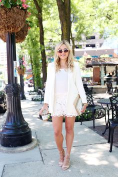 What to Wear // Desk to Dinner & Drinks — bows & sequins