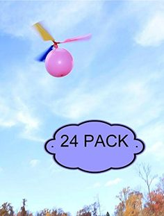BALLOON HELICOPTER Chopper Party Goodie Loot Pinata Bag Filler Favour Favor Gift