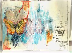 Art Journal: Journey