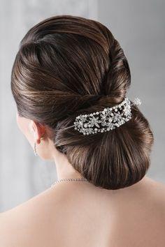 Glamouröse Haarklammer