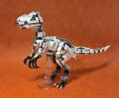 LEGO Mecha Velociraptor-01 by ToyForce 120 https://flic.kr/p/23xD9VA