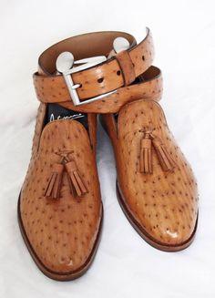 Belt should match your shoes
