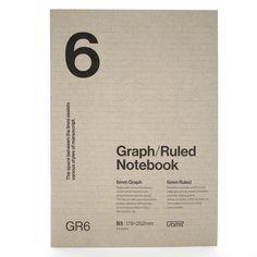 GR6 Notebook on Behance