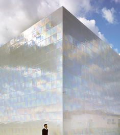 What A Pearl: Low-Cost, Iridescent Music Center Opens In Spain