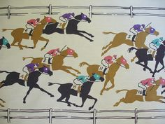 March 25, 1668:The first Horse Race in America took place.