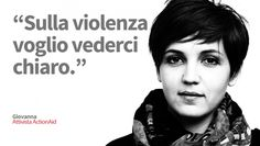 Sulla violenza voglio vederci chiaro.... https://petizioni.actionaid.it/campagna/donnechecontano/?rc=DN&rs=20&utm_source=DEM8marzo&utm_medium=demDB&utm_campaign=DONNE&red=1