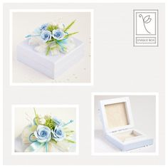 Beautiful little wooden box, box for engagement ring, wooden keepsake box,OOAK, Box for ring, box for earrings