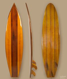 Catch the perfect nautical decorating wave with surfboard decor. Create the aura of coastal living anywhere. Surfboard Decor, Wooden Surfboard, Surf Decor, Surf Design, Nautical Design, Nautical Home, Nautical Furniture, Headboard Decor, Coastal Decor