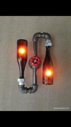 Pipe lamp screenshot from FB